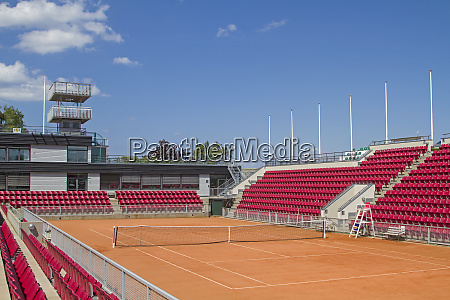 tennis stadium in bastad