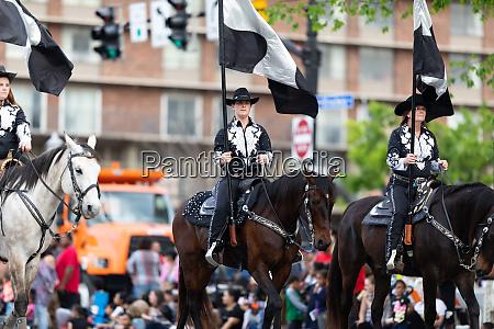 the pegasus parade 2019