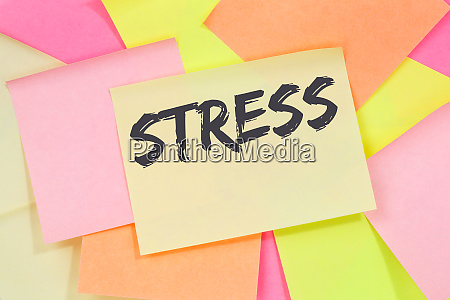 stress stressed business concept burnout at