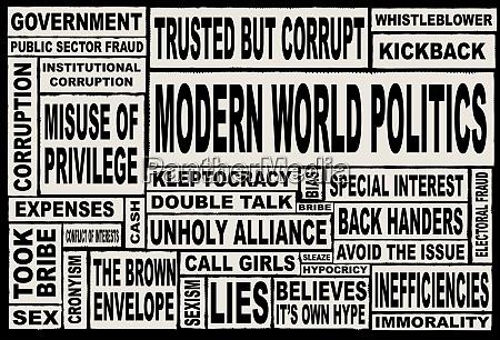 modern world politics