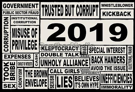 2019 world politics