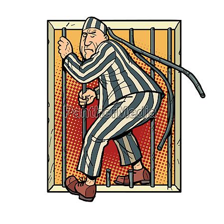 a prisoner escapes from prison jailbreak