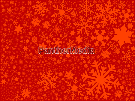 red christmas blast background