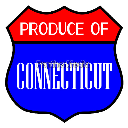 produce of connecticut