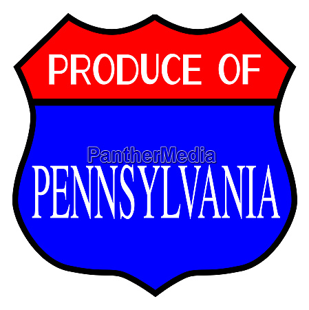 produce of pennsylvania
