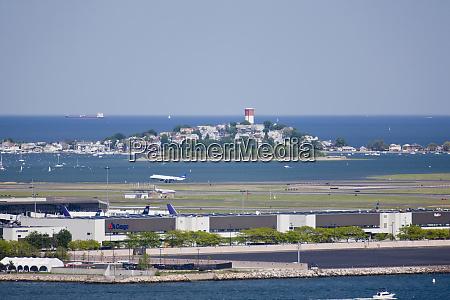 airport logan international airport boston massachusetts