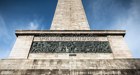 wellington testimonial obelisk in the phoenix