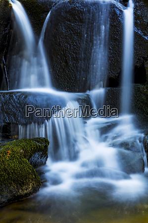 waterfalls on anderson creek maple ridge