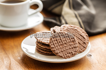 sweet chocolate biscuits chocolate cookies