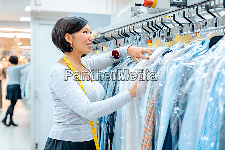 small business owner woman in a