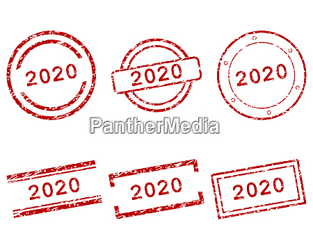 2020 stamps