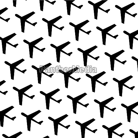aircraft flight past background