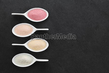 jelly or jello powders