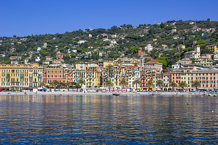 architecture of santa margherita ligure