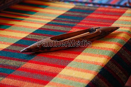 africa egypt weaving shuttle lying on