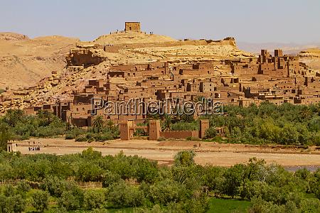 ouarzazate morocco ait ben haddou desert