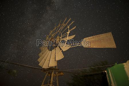 windmills at weltevrede guest farms sesriem