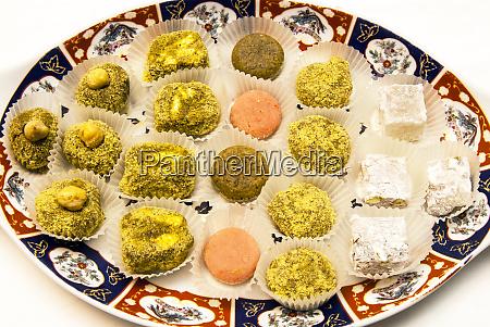 tunisian pastries tunisia north africa