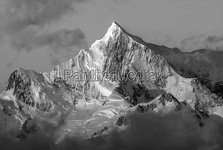 antarctica, , south, georgia, island., snow-capped, mountain - 27326764