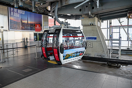 emirates airline cable car station