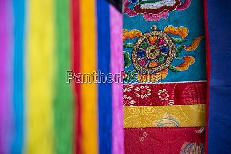 bhutan thimphu traditional bhutanese handicraft textiles