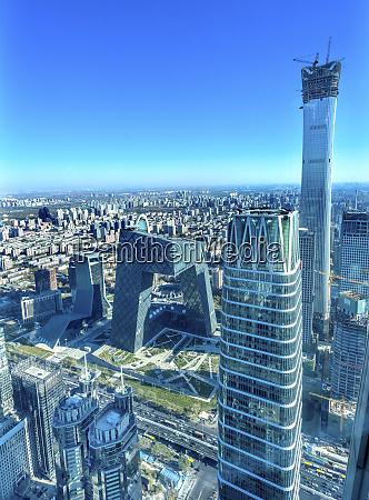 china world trade center z15 tower