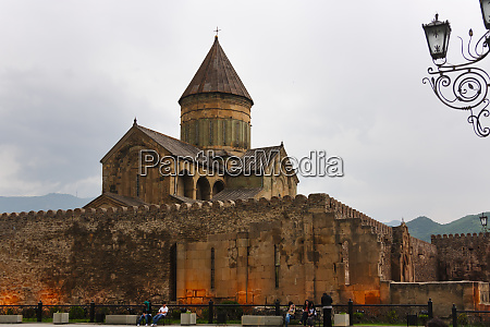 svetitskhoveli church historical monuments of mtskheta