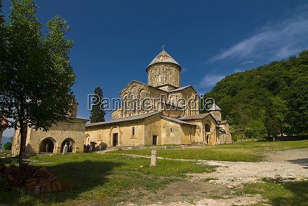unesco world heritage site monastery gelati