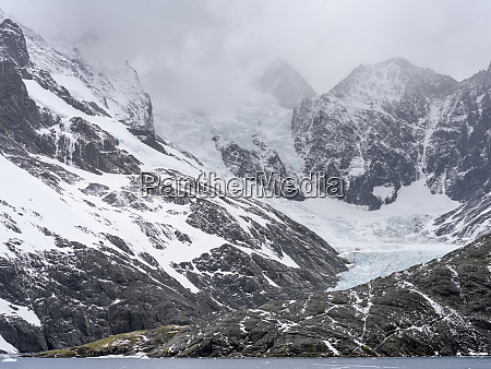 glaciers, of, drygalski, fjord, at, the - 27327132