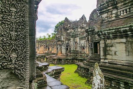 banteay samre angkor siem reap cambodia