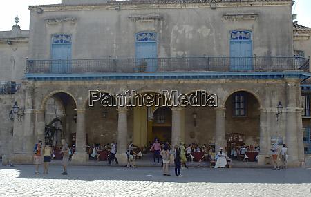 havana cuba plaza de la catedral