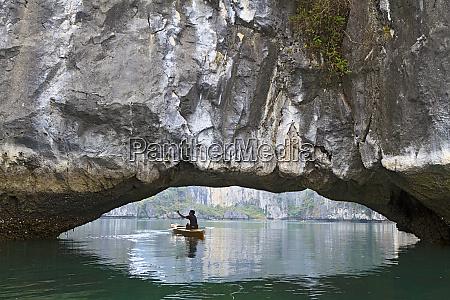 ha long bay vietnam view of