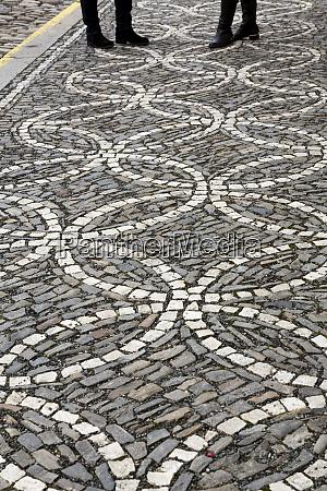 europe czech republic kutna hora patterned