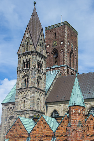 our lady maria cathedral ribe denmarks