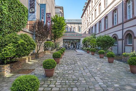 art museum honfleur normandy france