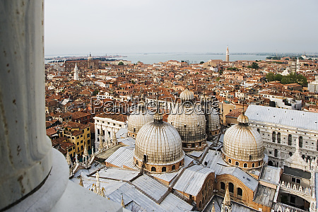 italy venice view of city from