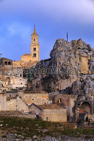 italy basilicata province of matera matera