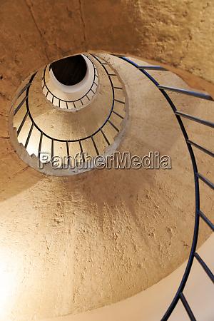 italy lazio tivoli villa deste spiral