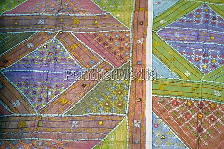 spain andalusia granada moroccan textiles for
