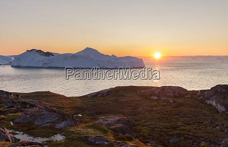ilulissat icefjord also called kangia or