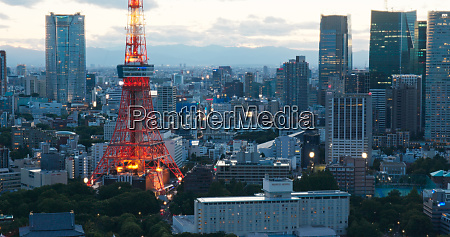 tokyo japan 07 july 2019 tokyo