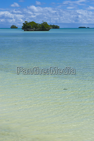 ile des pins new caledonia south