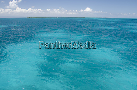 belize stann creek district turquoise waters