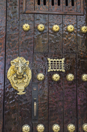 charming entry door in the old