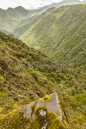 ecuador andes mountains mountain landscape