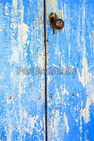 old door small village near outskirts