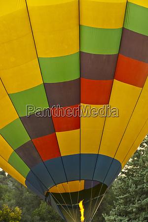 hot air balloon ballooning sedona coconino