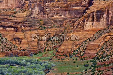 canyon de chelly chinle arizona usa