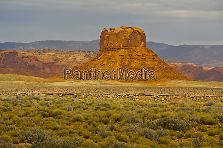 butte navajo nation scenic byway arizona