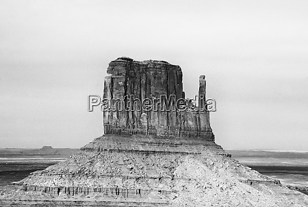 usa arizona formation in monument valley